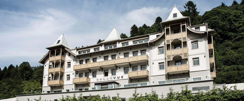 Seehotel Bellevue In Zell Am See Thumersbach Salzburg
